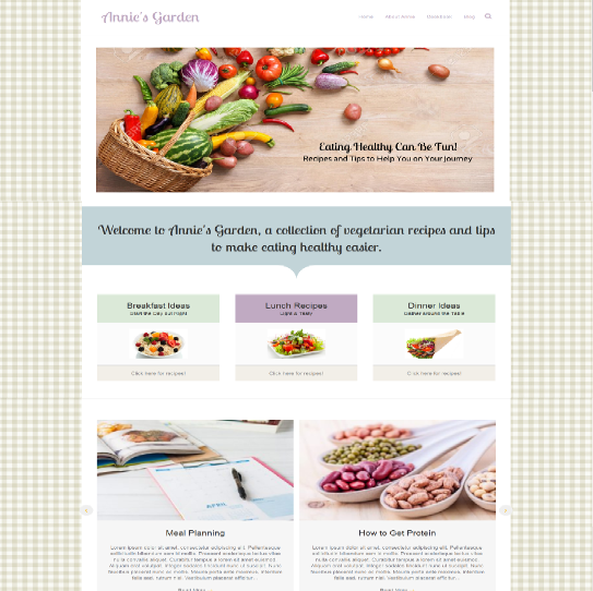Small Business Website examples 7