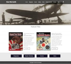 Rob Werneth Website